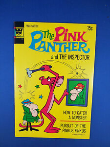 PINK PANTHER 7 1972 VF NM