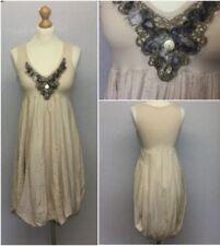 Cotton Casual Women's Tunic/Smock Dress Dresses