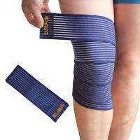 Ginocchiera sportiva banda fascia elastica - Supporto Tutotore regolabile sport