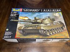 "Revell 1/35 Scale ""Leopard"" 1 Tank"