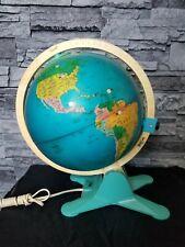 VTG FISCHER PRICE WORLD GLOBE SPHERE LIGHT WITH VIEW FINDER 1988