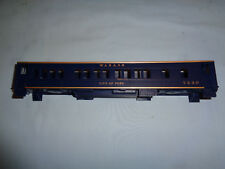 Lionel #6-7230 Wabash City of Peru Passenger Car Shell