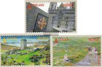 Norwegen 1782-1784 (kompl.Ausg.) postfrisch 2012 Tourismus