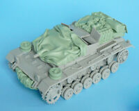 1/35 Resin Stowage for WWII German Tank Destroyer III Unpainted QJ097