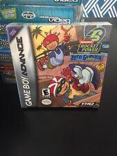 GBA Rocket Power: Zero Gravity Zone  Game Boy Advance Game New