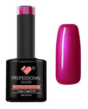 019 VB linea metallico rosa con perle-Gel Nail Polish-Smalto Gel Super