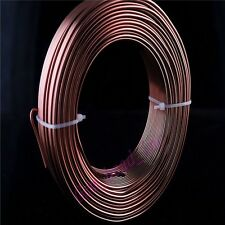 New Aluminum Wire Jewelry Making Craft Wrap Length 2Meter Size 1mm 1.5mm 2mm