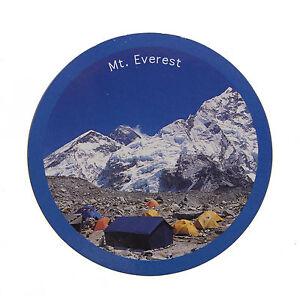Magnet MT Everest Camp Base Mountains Himalaya Nepal Tibet 73 MM 5395