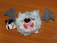 WOOBAT Pokemon Black & White Wave 2 Bat Stuffed Mini Plush Jakks Pacific NWT NEW