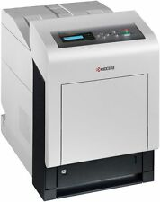 Kyocera FS-C5300DN C5300 DN Duplex Network A4 Colour Laser Printer + Warranty