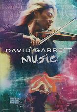 "David Garrett  ""MUSIC"" DVD Live in Concert (USA Compatible) Ships from TX, USA!"