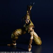 PLAY ARTS KAI SUPER STREET FIGHTER IV ARCADE ED. IBUKI SQUARE ENIX	action figure