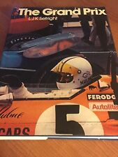 GRAND PRIX, SETRIGHT, NEW 1973 1st EDITION, HARDBOUND FORMULA ONE BOOK /  Offer?
