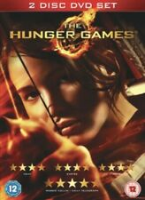 The Hunger Games DVD (2 Disc) Very Good 📀