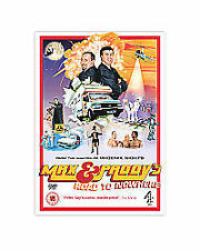 MAX AND PADDY ROAD TO NOWHERE DVD PETER KAY OF PHOENIX NIGHTS NEW GENUINE UK REL