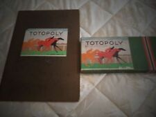 Totopoly Cardboard Vintage Board & Traditional Games