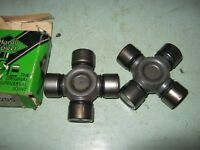 ford capri mark 1-2-3. prop shaft uj joints new old stock x2 staked 1968-1987