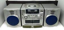 Aiwa Cadw235 3 Piece Cd/Double Cassette Boombox