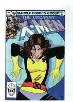 Uncanny X-Men #168, VF+ 8.5, 1st Appearance Madelyne Pryor