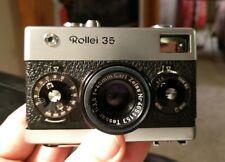Rollei 35 - 35mm Film Camera - Carl Zeiss 40mm 3.5 Lens