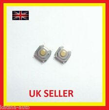 2 x MICRO SWITCHES RENAULT REMOTE LAGUNA ESPACE MEGANE SCENIC 2 BUTTON KEY CARD
