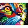 DIY Full Drill Cartoon Cat Kitten 5D Diamond Painting Embroidery Cross Stitch
