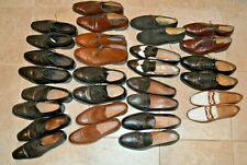 Shoe reseller lot 15 pairs Allen Edmonds, Santoni, Ferragamo, Cole Haan and more