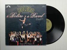 Les Uns et les Autres 33 tours Lelouch Lai Legrand 1981 Bolero de Ravel VG/VG