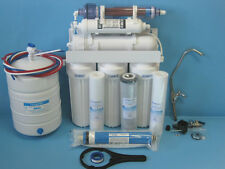 Waterman -7 Levels Reverse Osmosis Water Filter System system-eu