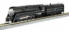 kato 126-0312 N 4-8-4 GS4 *BNSF EXCURSION*