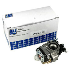 GENUINE Walbro WYK-186 Carburetor Echo Shindaiwa Zenoah
