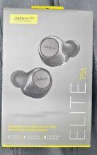 Jabra Elite 75t Headphones - titanium black