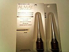 ALMAY Amazing Liquid Eyeliner--PERFECT GREY--Lot of 2