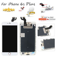 Rose Gold iPhone 6S Plus LCD Touch Screen Digitizer & Home Button Presinstalled