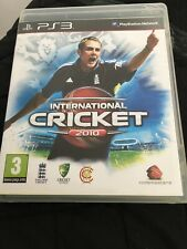 International Cricket 2010  for Playstation 3 PS3