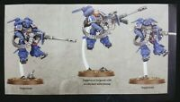 40K Suppressors Primaris Space Marines Squad 3 Vanguard Marine Warhammer Jump