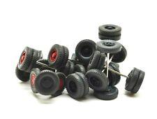 Wiking 1:87  LKW-Räder mit Stahl-Felgen-Zubehör / Ersatzteile