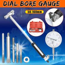 50-160mm Dial Bore Gauge Engine Cylinder Indicator Measuring Gage Test 0.01mm