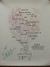Sara Bareilles Amidst the Chaos Live From The Hollywood Bowl Signed Autographed