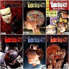 Locke & Key Head Games #1 2 3 4 5 6 High Grade Set First Print Joe Hill Comics