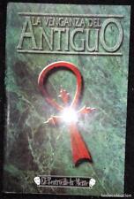 Libro de rol: La venganza del Antiguo. El Teatro de la Mente - Factoria Ideas
