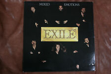 Exile - Mixed Emotions  - NM