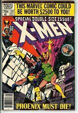 X-Men #137 7.5 Death of PHOENIX Imperial Guard Watcher app Byrne & Austin Cover