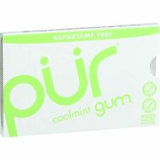 Pur  Coolmint Gum Blister 40g (Pack of 12)