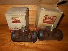 NOS Rear RH & LH Wheel Cylinders 1953 54 55 56 57 58 59 60-1966 Ford Truck F-350