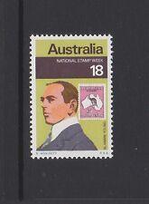 AUSTRALIA 1976 National Stamp Week Blamire Young MNH SG633
