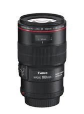 Obiettivi specialistici e moltiplicatori Canon per fotografia e video F/2.8