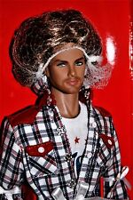 Fashion Royalty Cruz Take it Easy Male Doll Dynamite Girls NRFB RARE