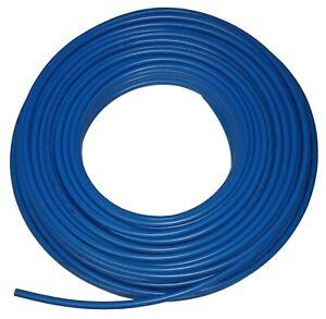 Druckluftrohr Druckluftleitung Druckluftschlauch PEX-Rohr Pressluft blau