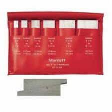 Starrett S154lz Adjustable Steel Parallel In Stock